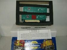 Athearn HO 2317 50' Plug Door Boxcars Great Northern Kit