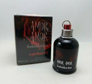 Amor Amor Forbidden Kiss Eau De Toilette De 50ml Vap Cacharel