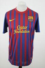 More details for nike fcb barcelona 2011-12 home shirt size m