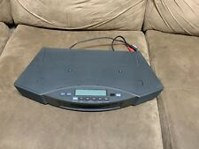 Bose Acoustic Wave Ii 5 Cd Multi-Disc Changer Player For Parts Or Repair