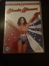 WONDER WOMAN (LYNDA CARTER) COMPLETE SECOND SEASON 2 DVD *NEW & SEALED*