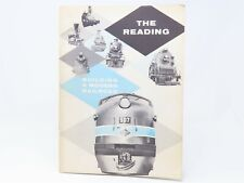 The Reading - Building A Modern Railroad ©1958 SC Book