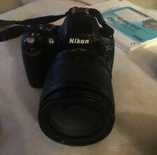 6.1 MP Nikon D40 Camera w/ 15-105mm 1:3.5-5.6G Lens & Accessories!