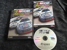 NASCAR Racing saison 2002 PC CD-ROM Racing V.G.C. FAST POST complet