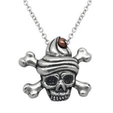 Sweet & Deadly Skull Necklace By Controse