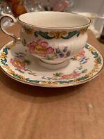 Elizabethan England Fine Bone China Teacup & Saucer #18