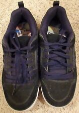 DC Rob Dyrdek Mens Skate Shoes Sneakers Black Size 9 EUC