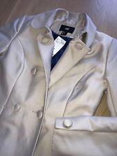 H&M Damen Sommermantel Mantel Jacke edler Trenchcoat Gr 34 XS NEU mit Etikett