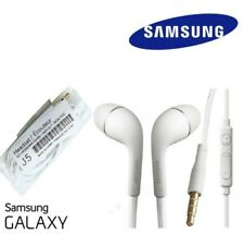NEW Earphones Headphones Hands-free Samsung Galaxy S6 S7 Edge Note 4/5