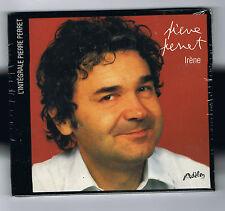 PIERRE PERRET - IRÈNE - 13 TITRES - CD NEUF NEW NEU