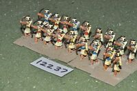 25mm biblical / assyrian - archers 20 figures - inf (12237)