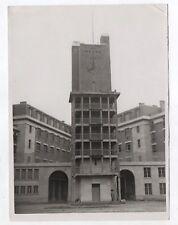 PHOTO 1930 Paris Stella Presse Nouvelle Caserne Pompiers Porte de Champerret