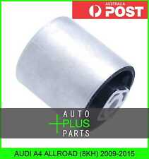 Fits AUDI A4 ALLROAD (8KH) 2009-2015 - Rubber Suspension Bush For Front Rod