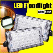 4PCS 50W LED Flood Light Waterproof Outdoor Garden Landscape Football Field  1