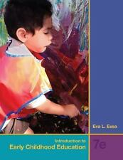 Introduction to Early Childhood Education by Essa, Eva L.