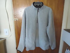 """Old Navy Classic Size L Gray Pull Over Long Sleeve Sweater """" BEAUTIFUL SWEATER """""""
