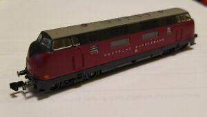 Roco Diesellokomotiven V200 der DB, Epoche III, Spur N (23257)