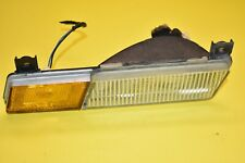88 89 90 Chevrolet Corvette Corner & Side Marker Light Lamp Left Bumper Front OE
