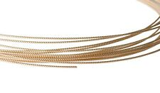 Yellow Gold-Filled Pattern Twist Wire 14/20 (Soft)