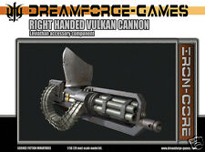 """Right Handed Vulkan Cannon for Leviathan 28MM  Dreamforge wargames factory """"NEW"""""""