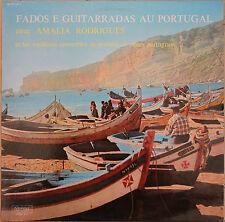 FADOS E GUITARRADAS AU PORTUGAL  33T LP