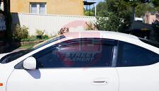 Honda Integra DC5 02-06 Coupe Slimline Window Visors / Weathershields Set (2PCS)