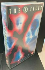 THE X FILES FILE 3: ABDUCTION VHS VIDEO TAPE