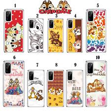 Disney Chip y Dale caso para Samsung Galaxy S10 Lite S20 A10 A40 A41 A51 A21s