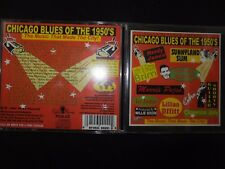 CD CHICAGO BLUES OF THE 1950'S / RARE /