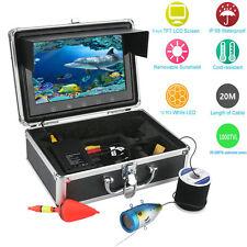 20M HD 9 Inch 1000TVL Fish Finder Underwater Video Camera Fishing Equipment Kit