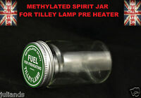 TILLEY LAMP PRE HEATER JAR METHYLATED SPIRIT JAR TILLEY LAMP METHS JAR SPARES