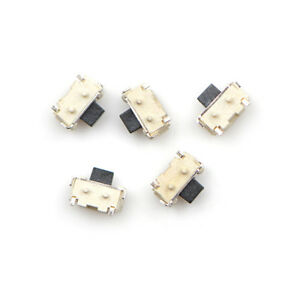 20pcs Side Tactile Push Button Micro SMD SMT Tact Switch 2*4mmRCY.kw