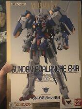 Mobile Suit Gundam 00V METAL BUILD Gundam Avalanche Exia(not Hot Toy, Medicom)