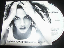 Sheryl Crow If It Makes You Happy Australian Card Sleeve CD Single  Up for grabs