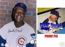 "John Buck O'Neil KC Monarchs SIGNED 8""x10"" Photo PROOF"