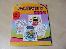 Infantil / Jumbo Parachoques Para Colorear/Para Colorear & Libro De Actividades