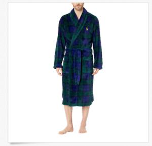 Polo Ralph Lauren Men's Shawl-Collar Robe