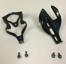 CARBON WATER BOTTLE CAGES (2) 50 GRAMS FOR THE SET