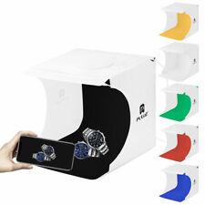 New Photo Studio Tent LED Light Box Kit Portable Mini Photography Shooting Booth