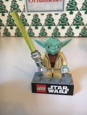 Christmas Hallmark Keepsake Lego Yoda Star Wars Ornament In Box