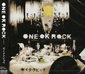 One Ok Rock - Zeitakubyo [New CD] Japan - Import
