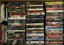 100 Dvd Movies Assorted Wholesale Lot Bulk Used Dvds 100 All Movies! $1.9K Msrp!