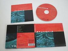 WOLFSHEIM/CASTING SHADOWS(INDIGO 2270-2) CD ALBUM DIGIPAK