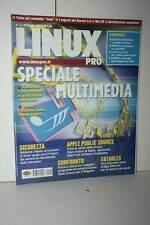 RIVISTA LINUX PRO NUMERO 7 OTTOBRE 2003 USATA BUONO EDIZIONE ITA VBC 50153