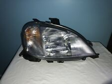 2001 Mercedes-Benz ML320 Headlight passenger right 1638203761