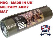 UK MADE HIGHLANDER MILITARY ARMY SLEEPING ROLL MAT (BAG) British & NATO 3 Season