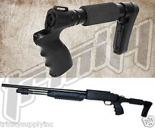 Maverick 88 12 Gauge Tactical Shotgun Stock+Pistol Grip Kit Skeleton Stock.