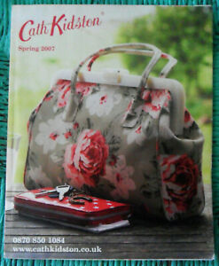 CATH KIDSTON Spring 2007 CATALOG, Bags Clothes Shoes Hats Home Decor, 100 Pages