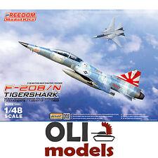 1/48 F-20B/N TIGERSHARK 2-Seater US Navy Adversary Fighter  Freedom Models 18003