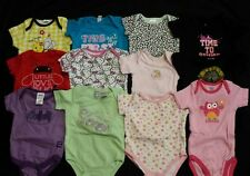 Baby Girl Size 3-6 Months Clothing Lot *Bodysuits*